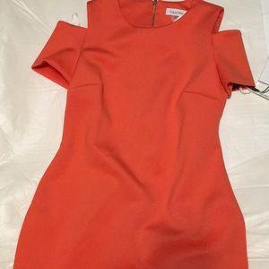 Dress Fall Orange